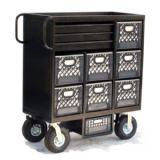 7-Crate Set Box Set Mini Cart <br />SB-07 MINI